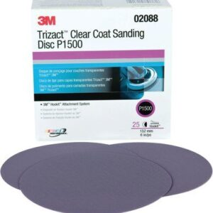 3M Disco Trizact 1500 152 mm