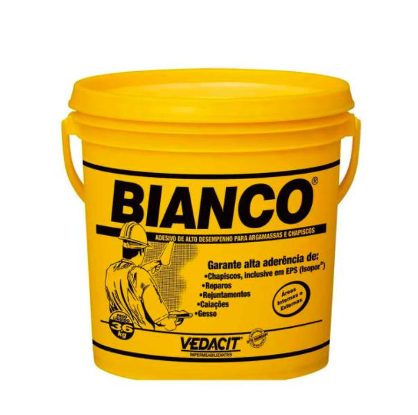distribuidora de material de construção - Bianco 3,6 Litros Vedacit
