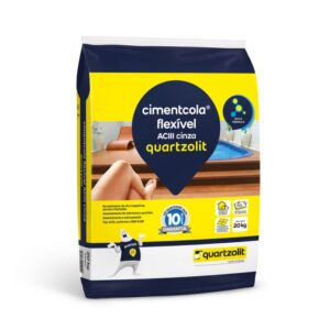 Quartzolit Cimentcola Flexível AC III SC 20 kg