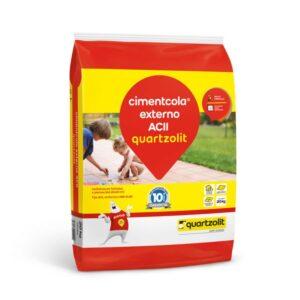 Quartzolit Cimentcola Externo AC II SC 20 kg