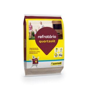 Quartzolit Argamassa Refratário SC 5 kg