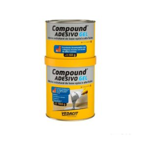 Vedacit Compound Adesivo Gel CJ 1 kg