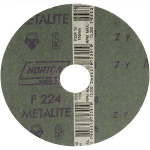 Norton Disco de Fibra 4 ½ 024 F224