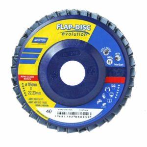 Norton Flap-Disc 115×22 R822 P40