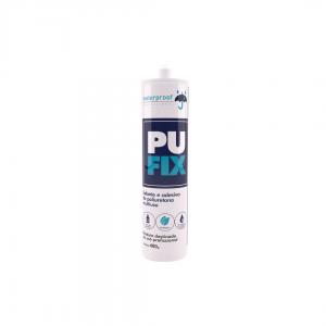 Waterproof PU Fix Indústria Cinza