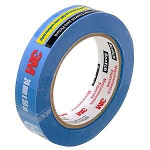 Fita Crepe Blue-Tape 3M