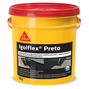 Sika Igolflex Preto