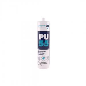 Waterproof PU55 Adesivo Parabrisa