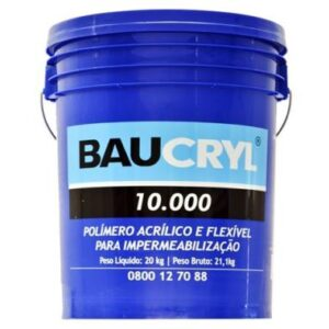 Quimicryl Baucryl 10.000