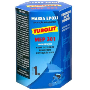 Tubolit Massa Epóxi MEP 301