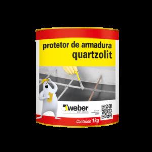Protetor de Armadura Cimentício Quartzolit