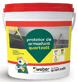 Weber Tec Protetor de Armadura Cimenticio (Nitoprimer Zn) 1 kg