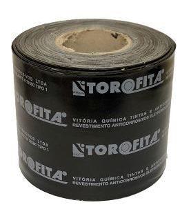 Vitoria Quimica Torofita 4 polegadas (RL 0,10 x 30,5 m)