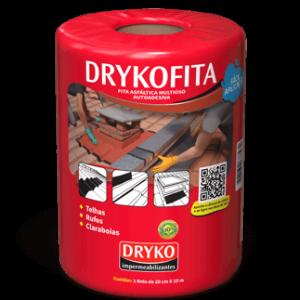 Dryko Drykofita Terracota 20 cm x 10 m