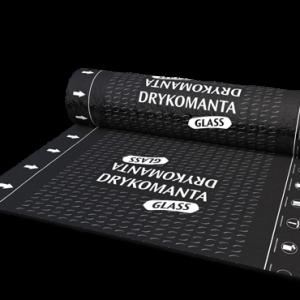 Dryko Drykomanta Glass TP II-C 4 mm PP RL 1 x 10 m