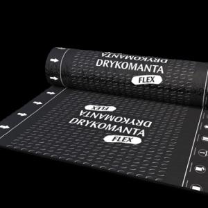 Dryko Drykomantaflex TP II 3 mm RL 1x 10 m