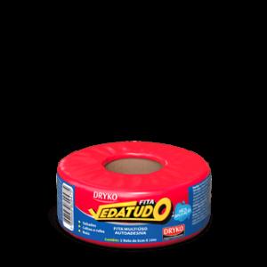 Dryko Fita Vedatudo Aluminio 5 cm x 10 m